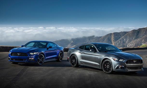 ford mustang 2015 verkauf weltweit absatz gt fastback cabrio