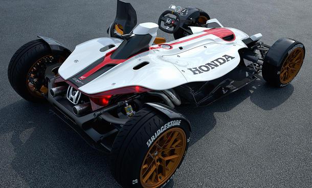 Honda Project 2&4 IAA 2015 Sportwagen