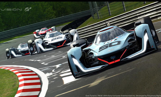hyundai n 2025 vision gran turismo video