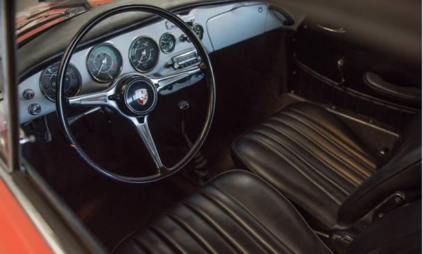 rm sothebys versteigert janis joplins porsche 356 c bild. Black Bedroom Furniture Sets. Home Design Ideas