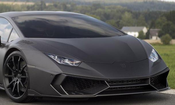 Mansory Torofeo Lamborghini Huracán Tuning IAA 2015