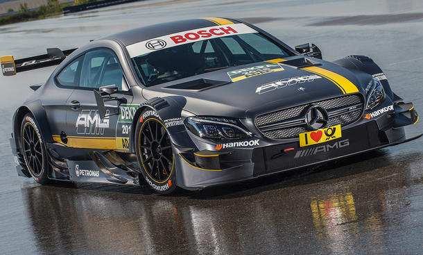 Mercedes-AMG C 63 DTM 2016 Rennversion Coupé IAA 2015