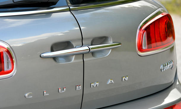 Mini Cooper S Clubman Fahrbericht