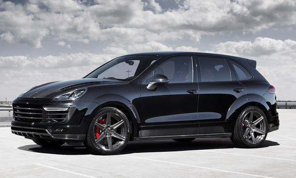 porsche cayenne tuning von topcar. Black Bedroom Furniture Sets. Home Design Ideas