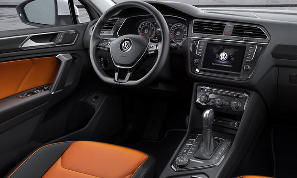 VW Tiguan (2016)
