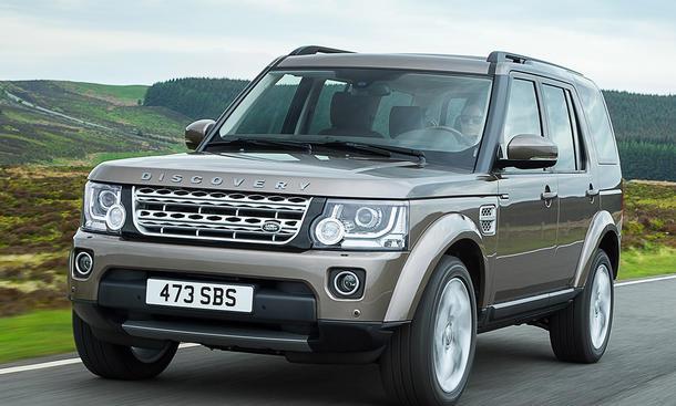 SUV Gebrauchtwagen Land Rover Discovery