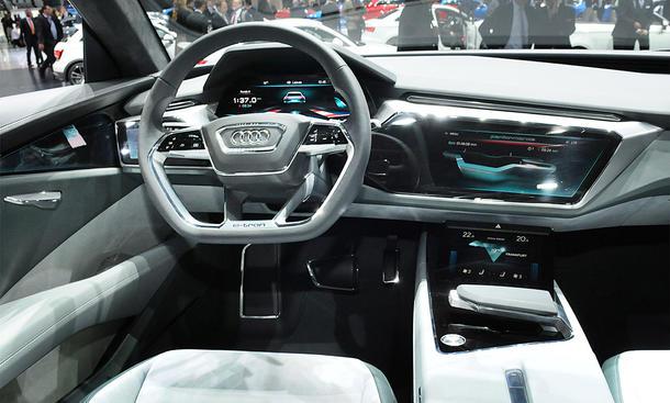 Audi Q6 e-tron quattro (2018): Produktion in Brüssel | Bild 8 ...