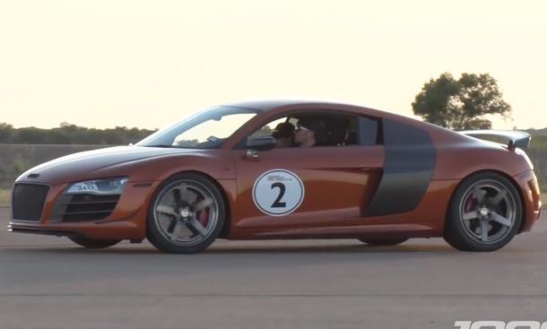 Audi R8 von Underground Racing
