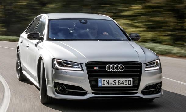 Neuer Audi S8 plus
