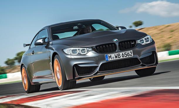 BMW M4 GTS Tokio 2015
