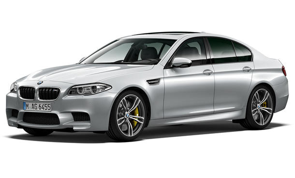 BMW M5 Pure Metal Edition Sondermodell Südafrika