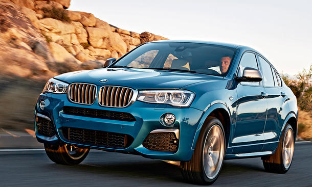 bmw x4 m40i 2016 preis und marktstart. Black Bedroom Furniture Sets. Home Design Ideas