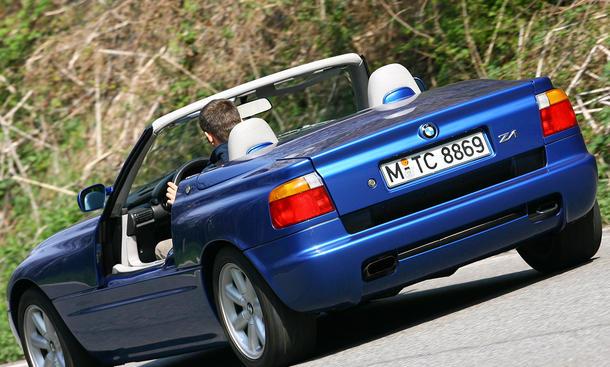 bmw z1 kaufberatung autos der 80er