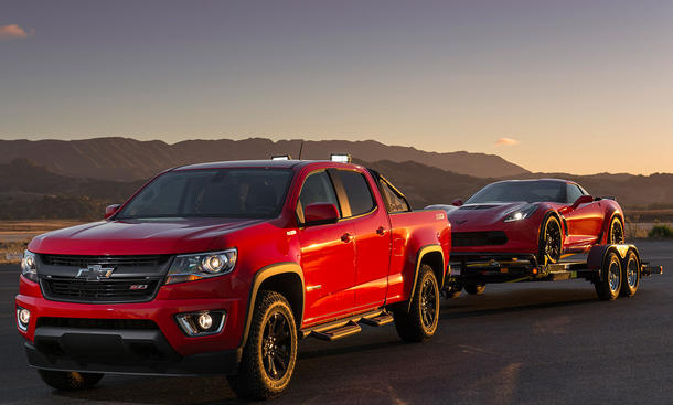 green truck of the year 2016 chevrolet colorado