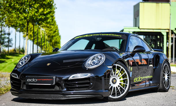 Edo Competition Porsche 91 Turbo S