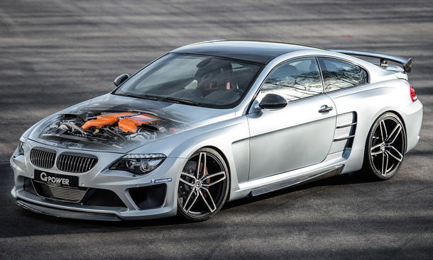 G-Power G6M V10 Hurricane CS BMW M6 Tuning