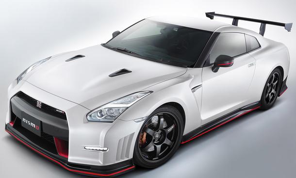 Nissan GTR Nismo N-Attack SEMA 2015