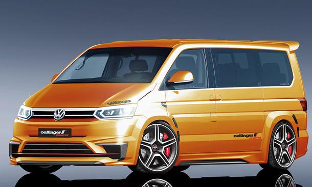 VW Multivan T6: Tuning von Oettinger | autozeitung.de