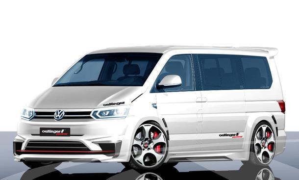 VW Multivan T6 Tuning von Oettinger Bild 8 autozeitung de
