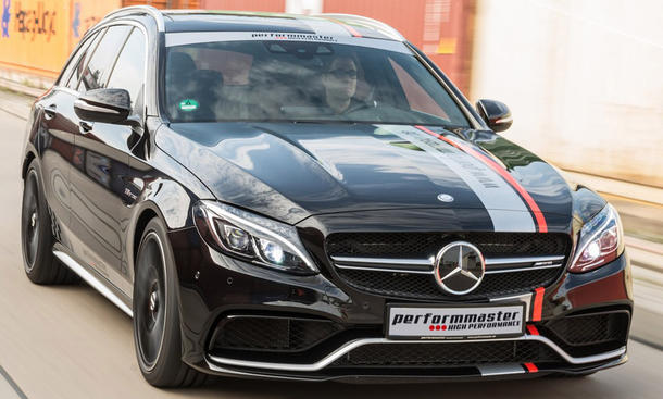 Performmaster Mercedes-AMG C 63 Tuning