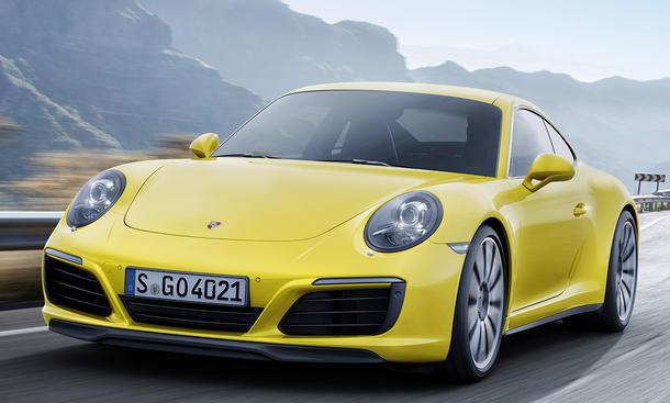 Porsche 911 4S Turbo