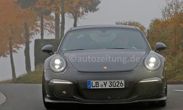 Porsche 911 R Erlkönig