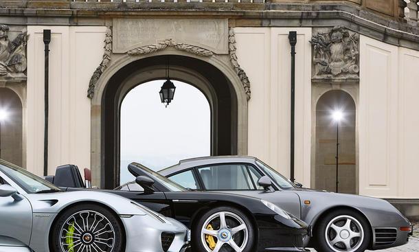Porsche-Fakten für Kenner