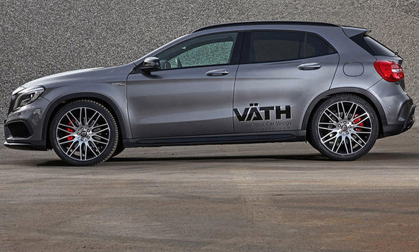 Vaeth Mercedes GLA