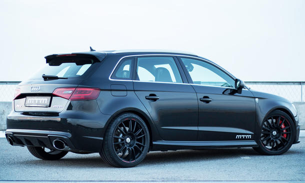 audi rs 3 sportback tuning von mtm. Black Bedroom Furniture Sets. Home Design Ideas