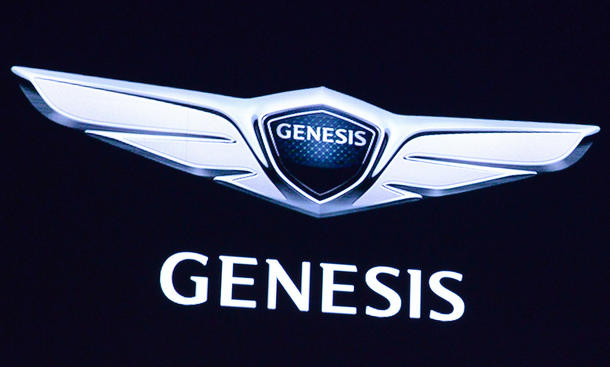 Genesis Premium-Marke Hyundai