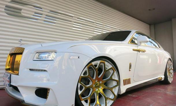 Rolls-Royce Wraith von Office K