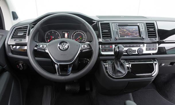 Auto cockpit vw  VW T6 Multivan: Kaufberatung | autozeitung.de