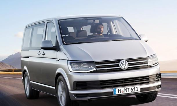 VW T6 2.0 TDI