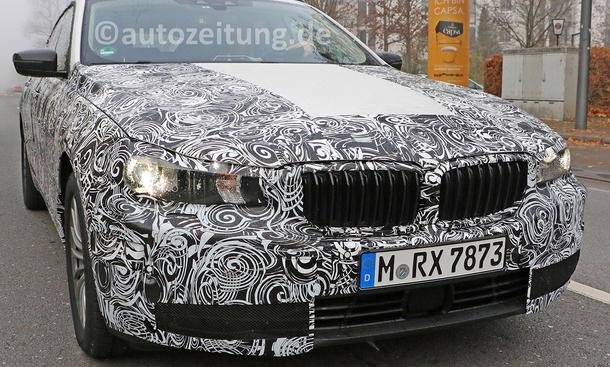 BMW 5er GT 2017