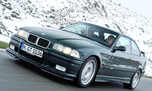 BMW M3 GT (E36)
