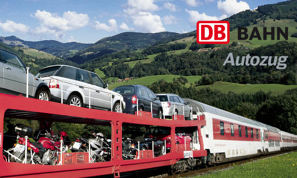 DB Bahn Autozug Gewinnspiel