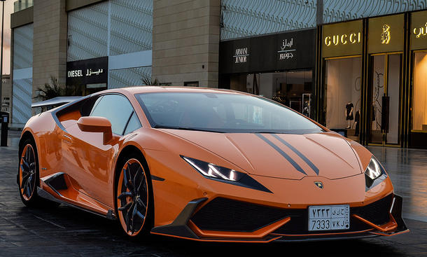 DMC Huracan LP610