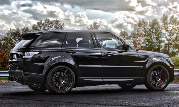 Fabspeed Range Rover Sport