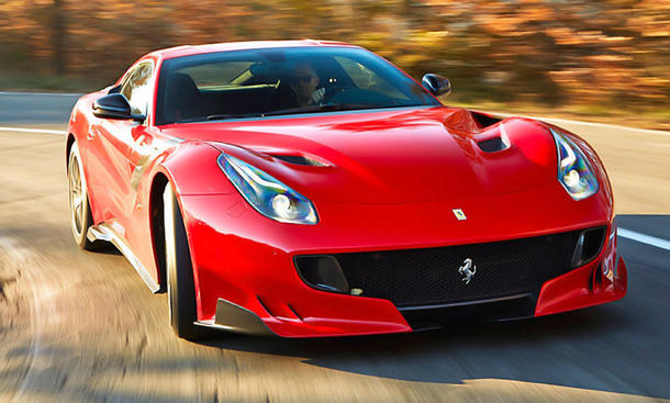 ferrari f12tdf video