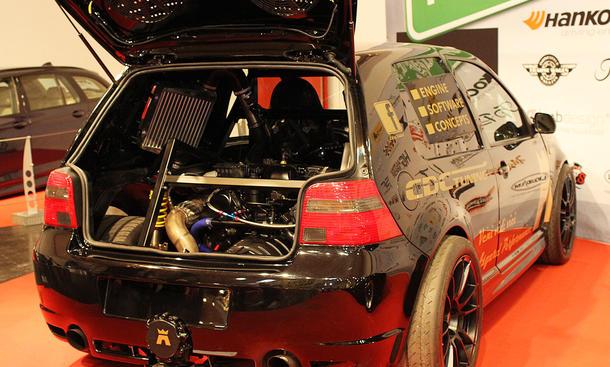 VW Golf Tuning Essen Motor Show 2015