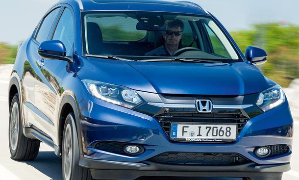 Honda HR-V Kaufberatung Special