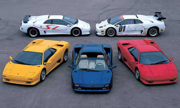 Lamborghini Diablo Jubilaeum