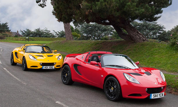 lotus elise sport 220 leichtbau upgrade. Black Bedroom Furniture Sets. Home Design Ideas