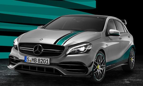 Mercedes-AMG A 45 Sondermodell