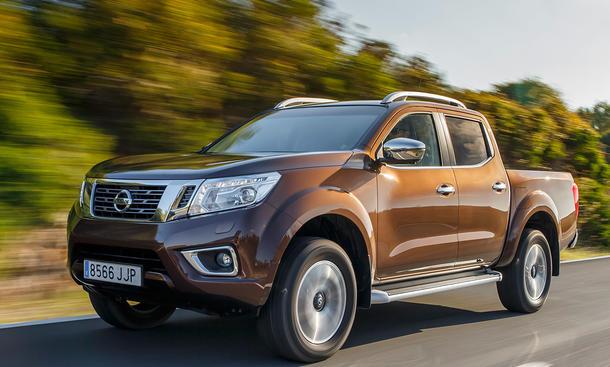 Nissan Navara 2016