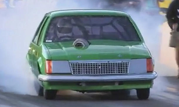 Opel Commodore Dragster