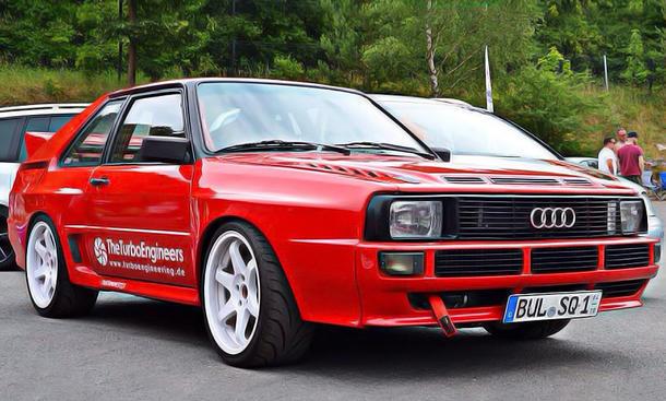 Audi Sport quattro Replica fast 800 PS