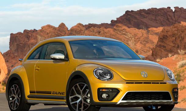 vw beetle dune los angeles auto show 2015 bild 13. Black Bedroom Furniture Sets. Home Design Ideas