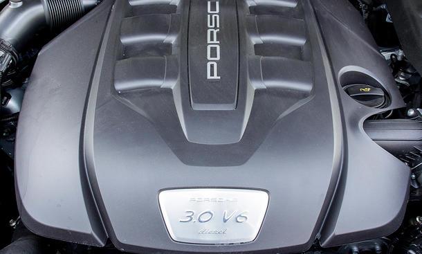 VW Dieselskandal 3.0 TDI Porsche