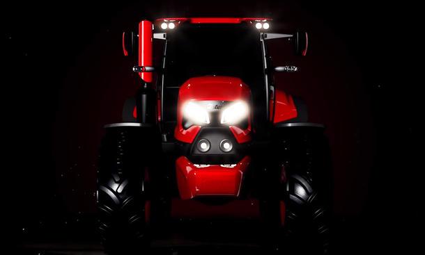 Zetor Traktor Studie PininparinaZetor Traktor Studie Pininparina